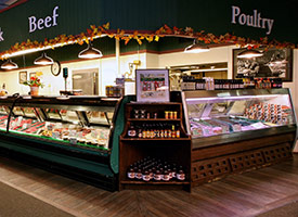 Issaquah meat counter